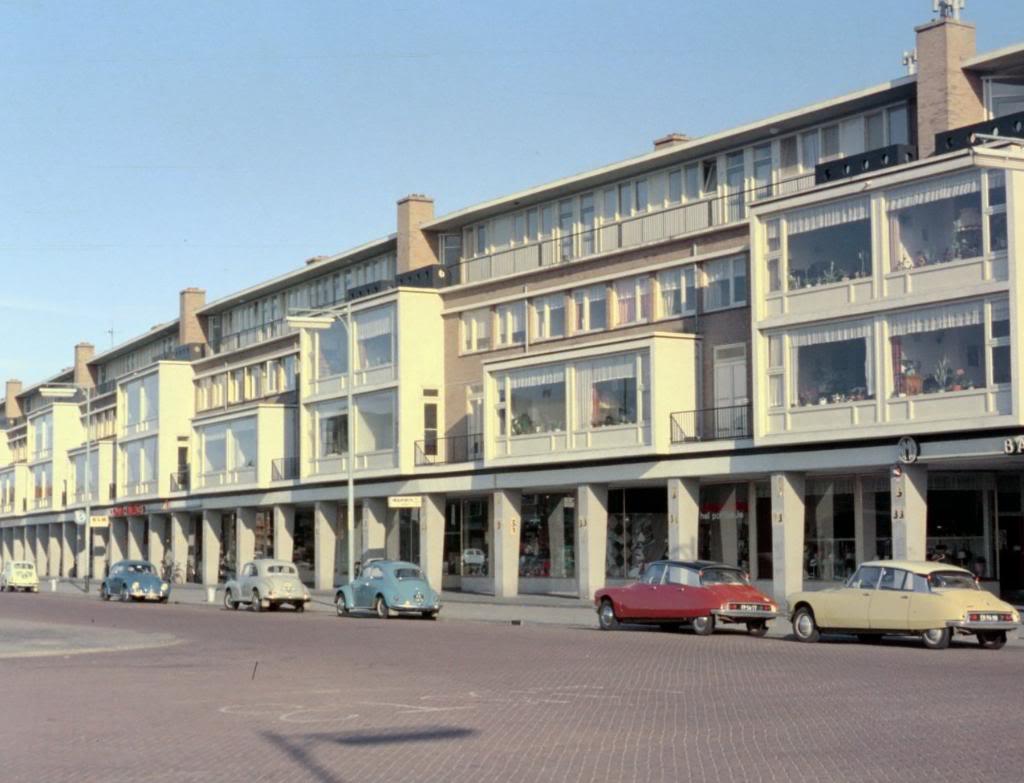 Photos anciennes Roosendaal-Nieuwemarkt-1960-1