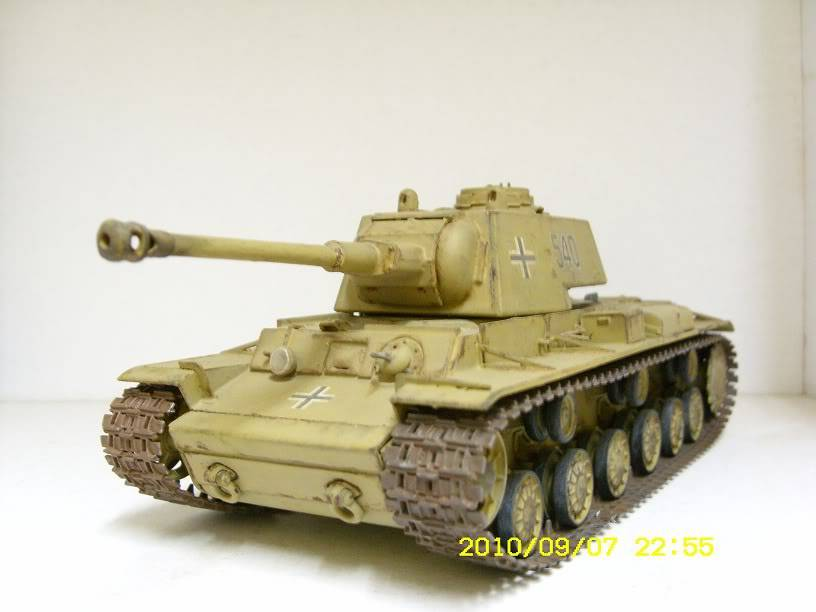 Yaminz Military Model Collection - Page 3 Kv1
