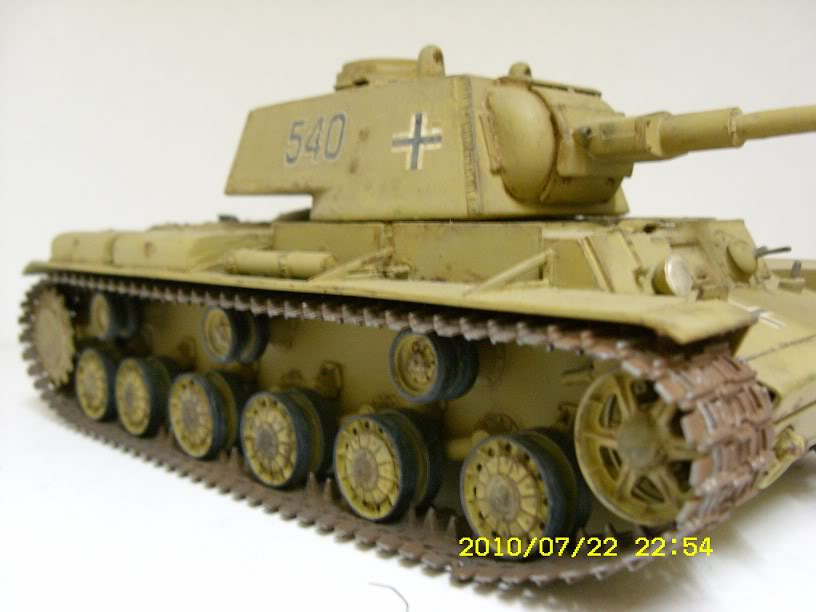 Yaminz Military Model Collection Kv1_02