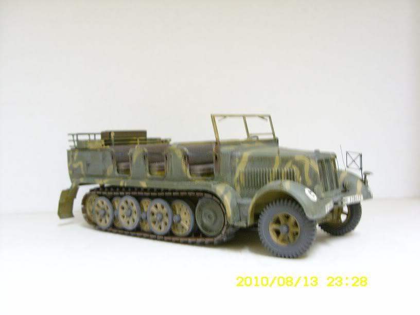Yaminz Military Model Collection Sdkf10_02