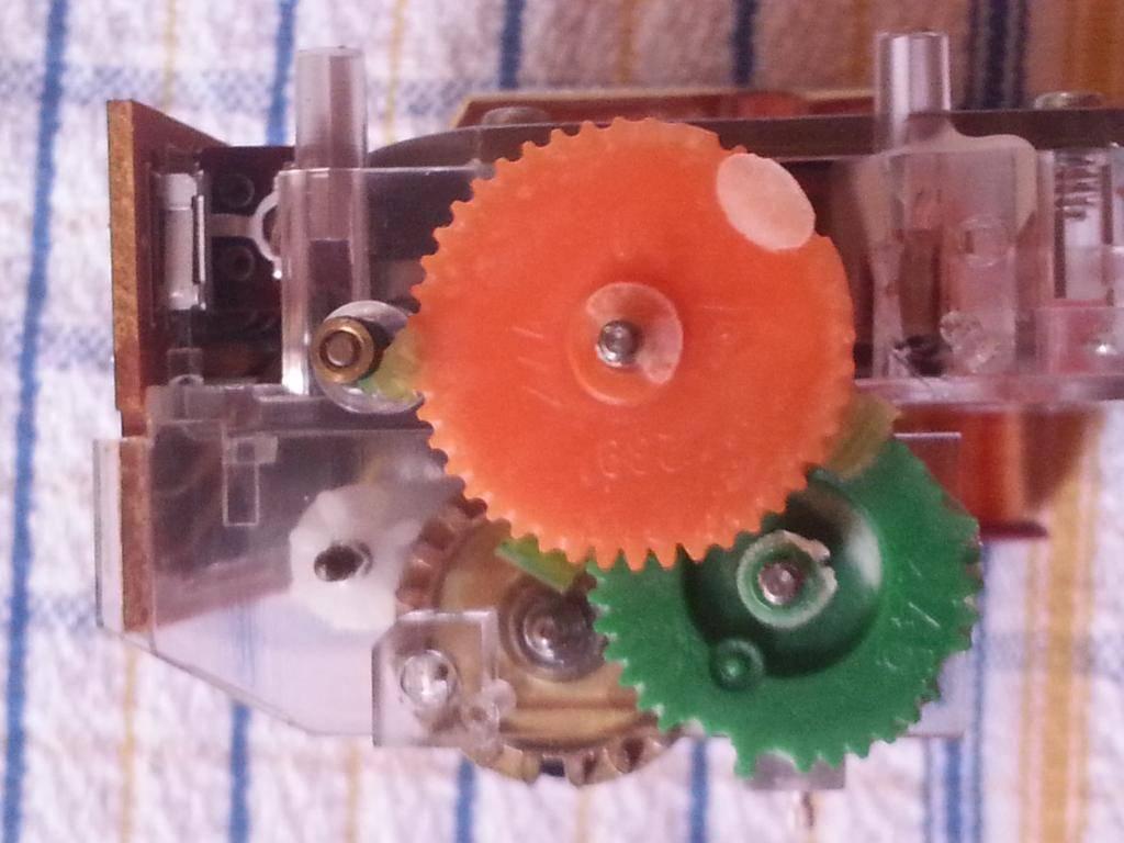 Speedo gears replacement SpeedoGearwheels2