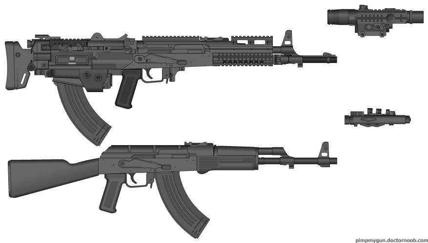 Pimp My Gun BPK-I