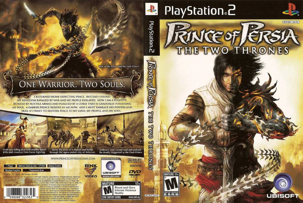 Prince of Persia: The Two Thrones [PS2] [Full DVD] Prince_Of_Persia_The_Two_Thrones_Dv