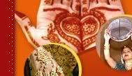 Story of Karwa Chauth  (To be told on Karwa Chauth) Henna