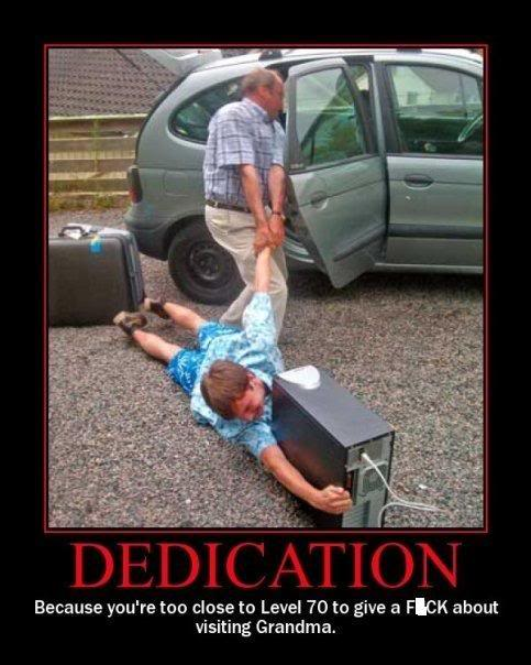 Posters Motivacionales. Dedication