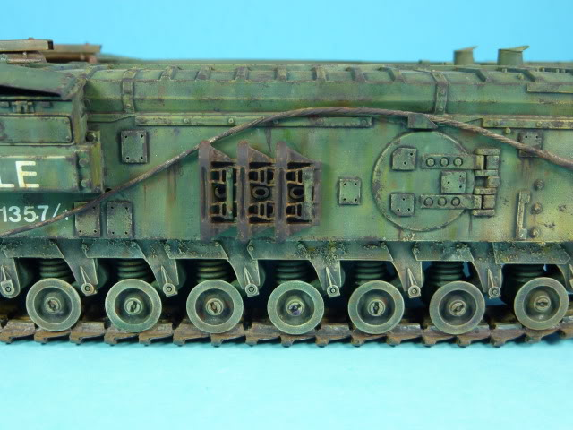 Churchill Mk VII - Tamiya 1:35 ChurchillCrocodile34