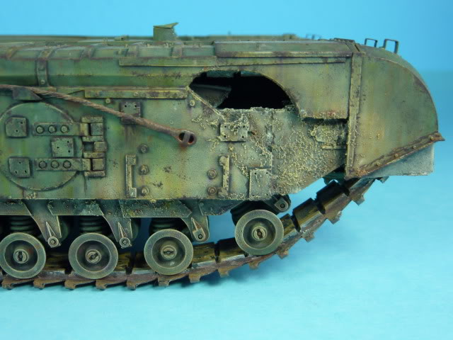 Churchill Mk VII - Tamiya 1:35 ChurchillCrocodile35