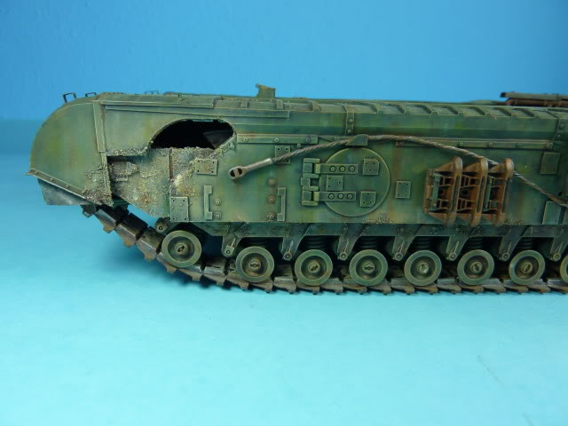 Churchill Mk VII - Tamiya 1:35 ChurchillCrocodile37