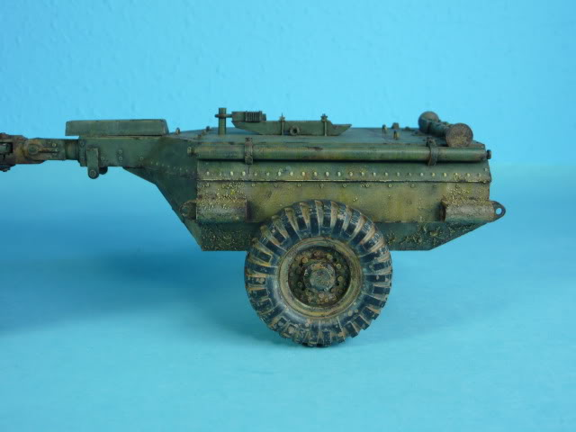 Churchill Mk VII - Tamiya 1:35 ChurchillCrocodile46