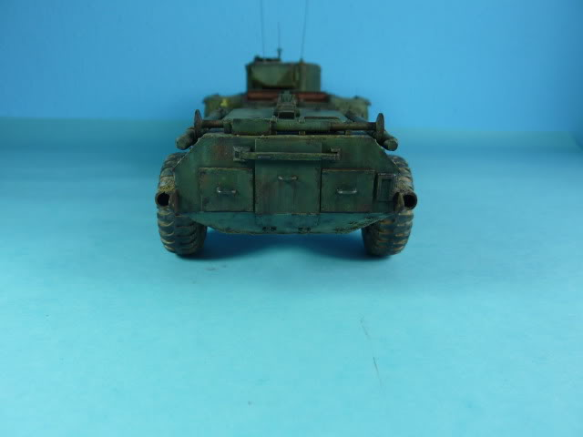 Churchill Mk VII - Tamiya 1:35 ChurchillCrocodile49