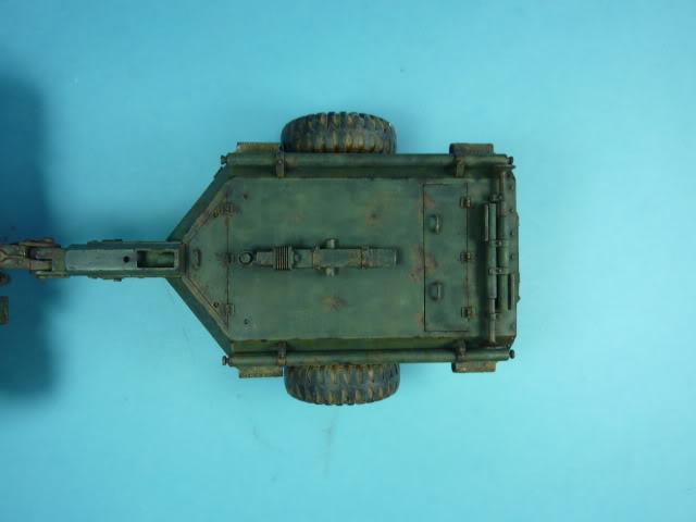Churchill Mk VII - Tamiya 1:35 ChurchillCrocodile51