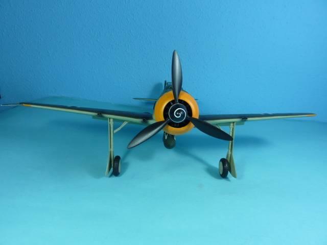 Focke Wulf 190 A8, Hasegawa 1:32 FockeWulf190A821
