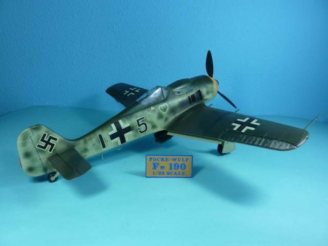 Focke Wulf 190 A8, Hasegawa 1:32 FockeWulf190A824