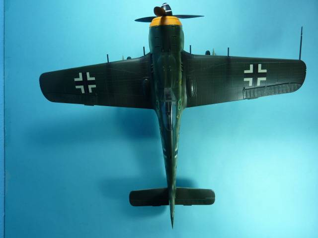 Focke Wulf 190 A8, Hasegawa 1:32 FockeWulf190A826