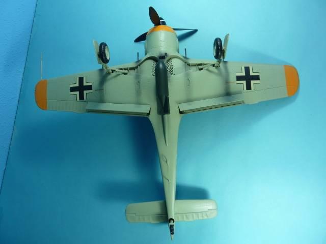 Focke Wulf 190 A8, Hasegawa 1:32 FockeWulf190A827
