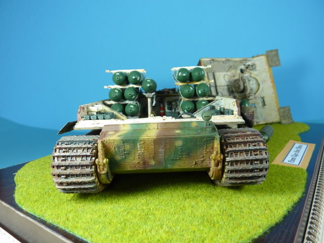 Sturmtiger - Tamiya 1:35 SturmTiger38cmMortar62