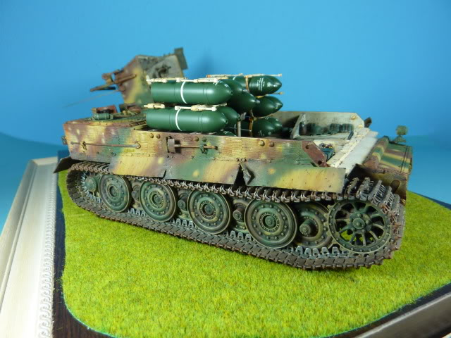 Sturmtiger - Tamiya 1:35 SturmTiger38cmMortar63