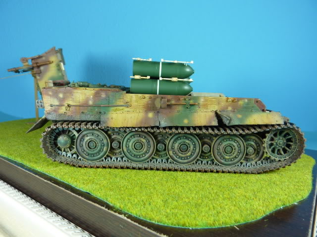 Sturmtiger - Tamiya 1:35 SturmTiger38cmMortar64