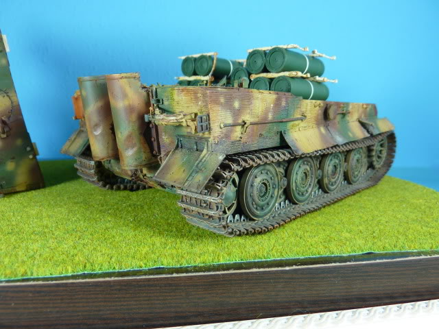 Sturmtiger - Tamiya 1:35 SturmTiger38cmMortar65