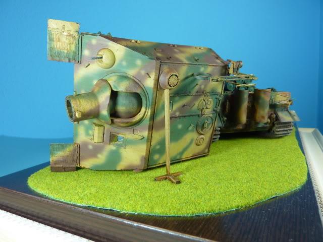 Sturmtiger - Tamiya 1:35 SturmTiger38cmMortar68