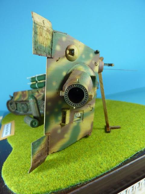 Sturmtiger - Tamiya 1:35 SturmTiger38cmMortar70
