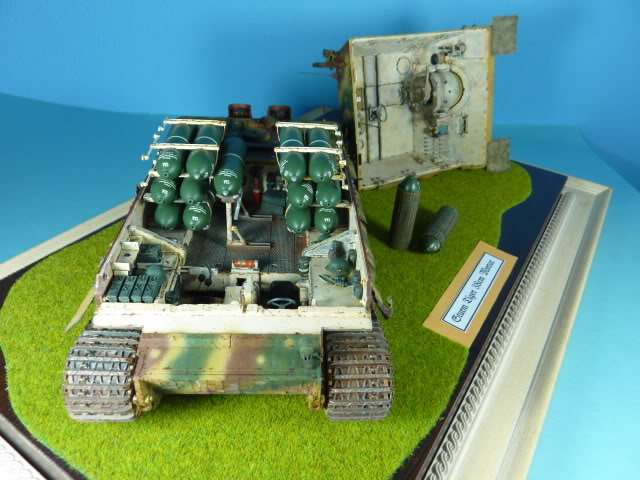 Sturmtiger - Tamiya 1:35 SturmTiger38cmMortar73