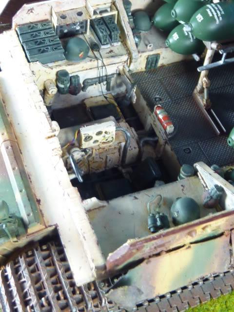 Sturmtiger - Tamiya 1:35 SturmTiger38cmMortar74