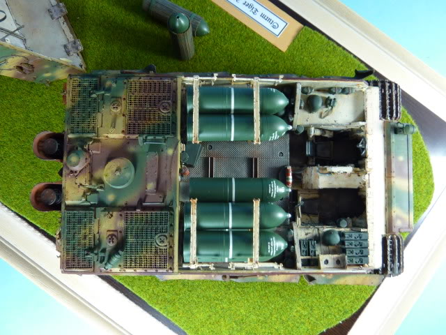 Sturmtiger - Tamiya 1:35 SturmTiger38cmMortar75