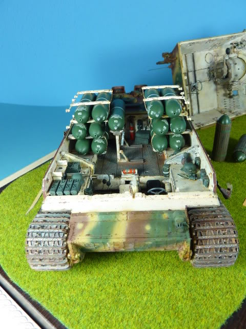 Sturmtiger - Tamiya 1:35 SturmTiger38cmMortar77