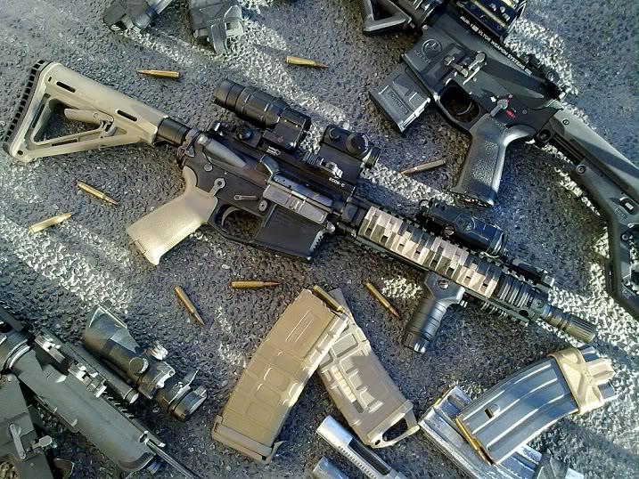 Usapang Gas Blow Back Rifle  - Page 2 B-1