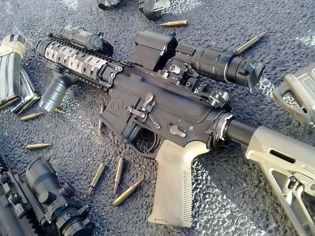 Usapang Gas Blow Back Rifle  - Page 2 E