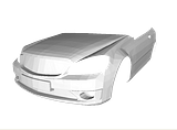 Jag's 3-d cars: Classic Muscle Car Concept Th_2-1-2