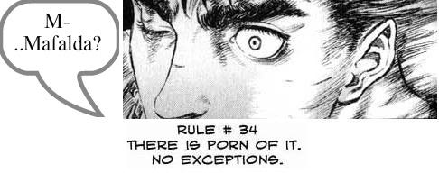 Berserk: If the world were perfect, it wouldn't be. Hahaha-1