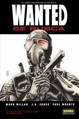 Wanted(Comic) Wantedcomic