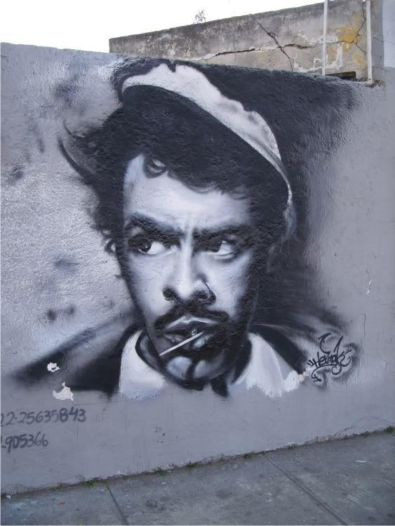 asi un grafiti en mi casa  Art2