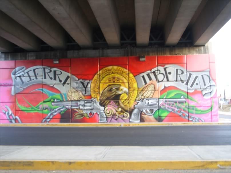asi un grafiti en mi casa  Art3
