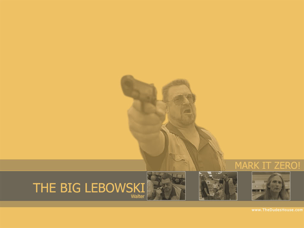 the big lebowski walter