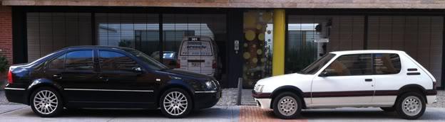 [Mercurio] 205 GTI 1.6 1992, Blanc Meije a Bogotá, Colombie 205GTI1Ene111