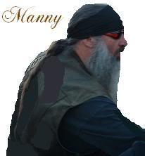 Character Profile Manny