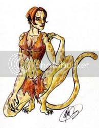 A Dangerous Search - Page 2 Wereleopard-Katerina