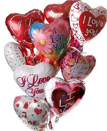 Happy Valentine's Day ladies 12balloons