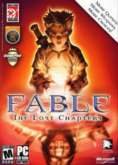 Fable - The Lost Chapters FableTheLostChapters