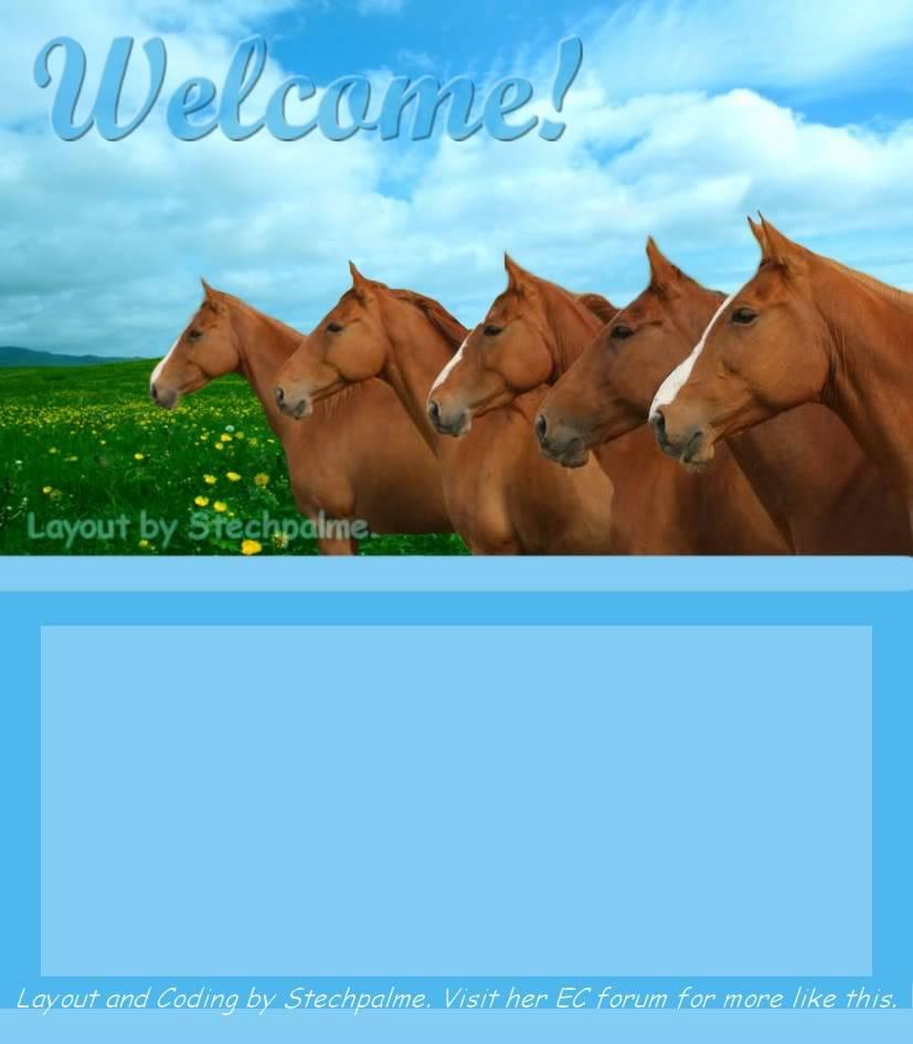 Chestnut Horses Premade_1
