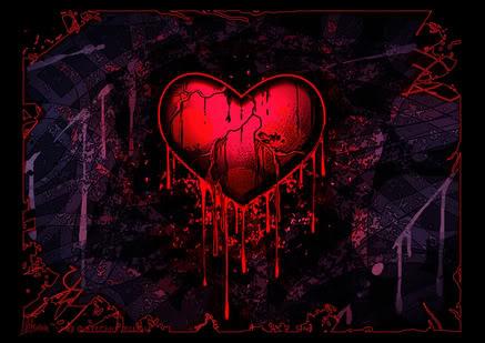 صور قلوب 2010 - صور قلوب للعشاق - صور قلوب حب - صور 2010 Bloodyheart-1