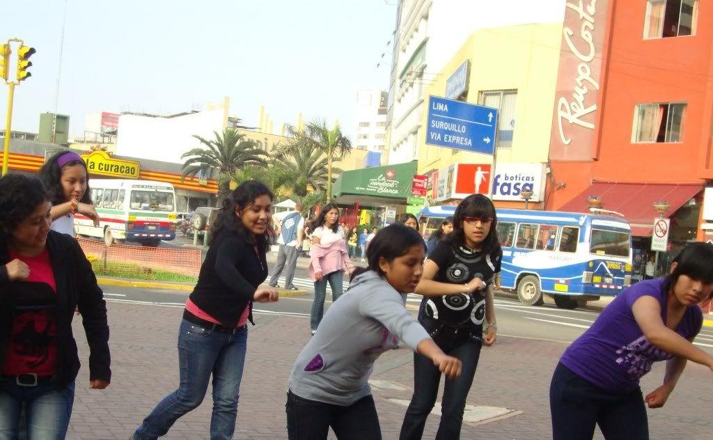 Pics del Flash Mob Again Again DSC02806