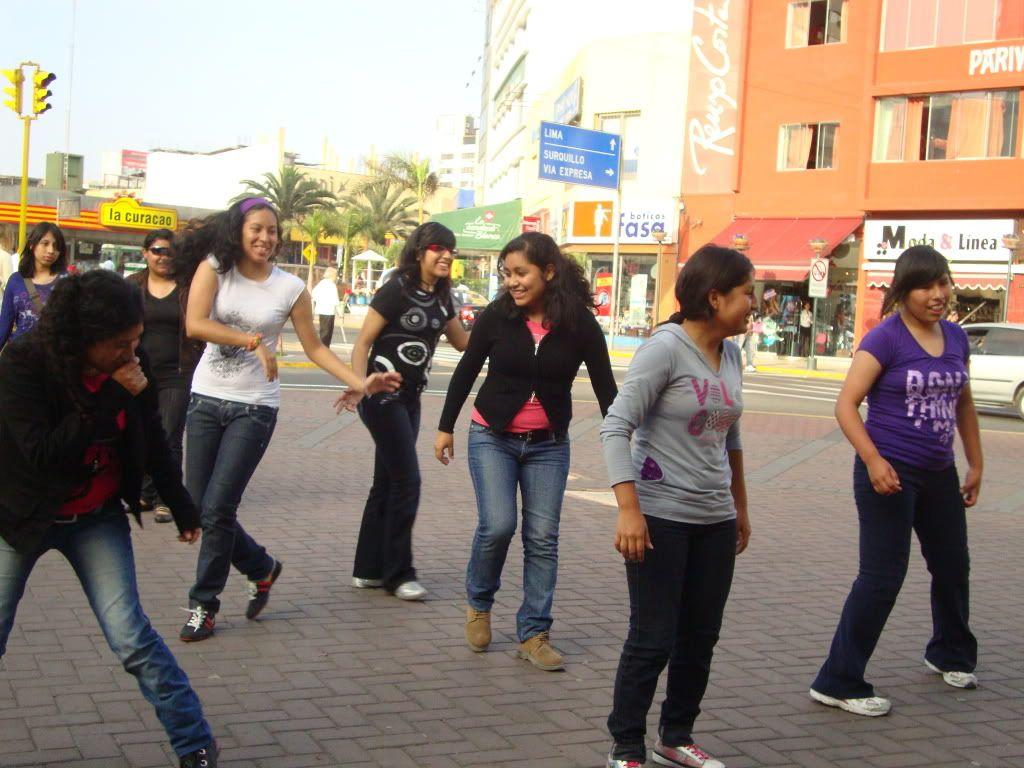Pics del Flash Mob Again Again DSC02808