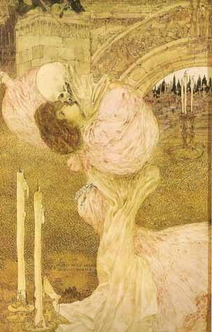 Триумф Смерти в изобразительном искусстве - Страница 2 ValseMacabre