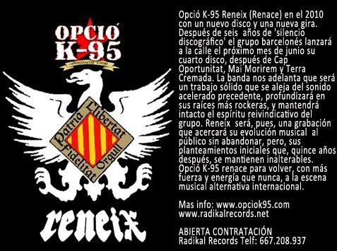 Opció K95 - Reneix [Nuevo disco] Ok95reneix-petittextcast