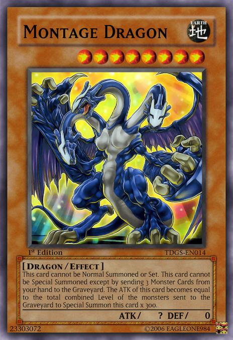Vendo Montage dragon, B. skull dragon TDGS-EN014-10_resize