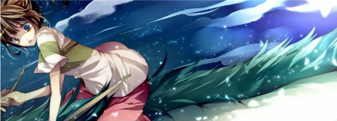 Spirited Away 2 Manga